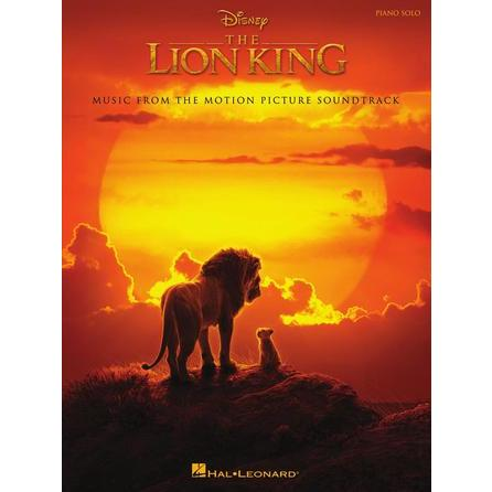 THE LION KING DISNEY PIANO SHEET MUSIC SONG BOOK NEW