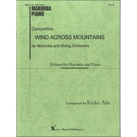 "Concertino""Wind Across Mountains"