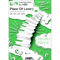 PP1403ピアノピース Place Of Love /LOVE PSYCHEDELICO
