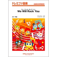 SK788 ウィ・ウィル・ロック・ユー【We Will Rock You】/QUEEN