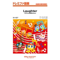 SK827 Laughter/Official髭男dism