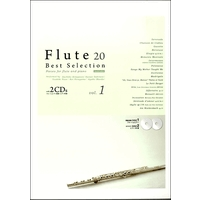 Flute20 Best Selection vol.1 CD付
