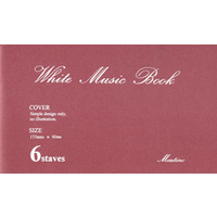 White Music Book NO.260 6段