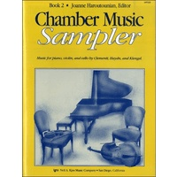 BOOK2 Chamber Music Sampler