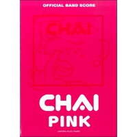 OFFICIAL BAND SCORE CHAI 『PINK』