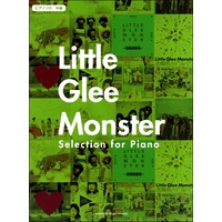 ピアノソロ Little Glee Monster Selection for Piano
