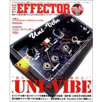 ムック THE EFFECTOR BOOK VOL.43