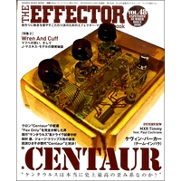 The EFFECTOR BOOK Vol.48 シンコー・ミュージック・ムック
