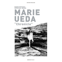 "GOOD ROCKS! SPECIAL BOOK MARIE UEDA ""CHRONICLE"""