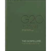 THE GOSPELLERS 20th Anniversary Book G20 archives