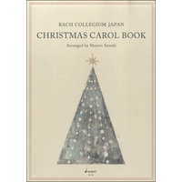 SJ301 『BACH COLLEGUIUM JAPAN CHRISTMAS CAROL BOOK』