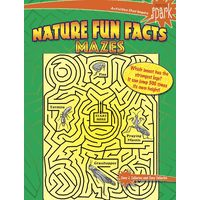 SPARK - Nature Fun Facts Mazes