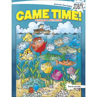 SPARK - Game Time! Puzzles & Activities