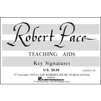 Flash Cards - Key Signatures