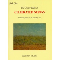 CHESTER BOOK OF CELEBRATED SONGS, THE BOOK.1(H/M)