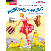 SOUND OF MUSIC, THE  WOMEN'S EDTION VOL.34(+CD)