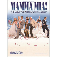 映画「マンマ・ミーア!」: The Movie Soundtrack Featuring The Songs Of Abba