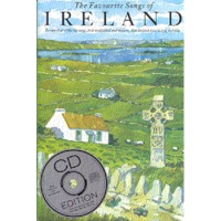 FAVORITE SONGS OF IRELAND, THE(+CD)