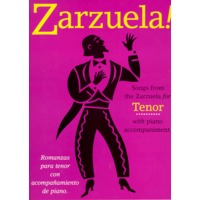 SONGS FROM THE ZARZUELA FOR TENOR
