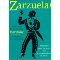 SONGS FROM THE ZARZUELA FOR BARITONE