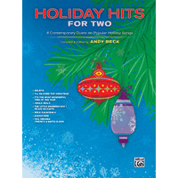 Holiday Hits for Two: 8 Contemporary Duets on Popular Holiday Songs/Beck編