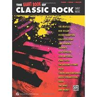 Giant Book of Classic Rock Sheet Music, The