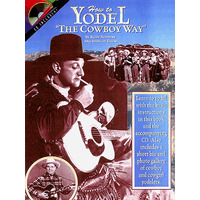 How to Yodel the Cowboy Way: CD付