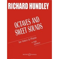 Octaves and Sweet Sounds(高声用)(英語)