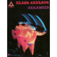 Balck Sabbath-Paranoid: Guitar Recorded TAB(+CD)