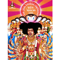Jimi Hendrix - Axis: Bold As Love: Guitar Recorded Version Series