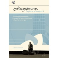 Justinguitar.com Beginner's Songbook-2nd Edition(Spiral Bound)