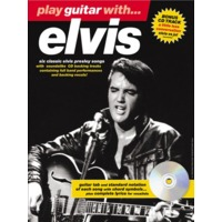 Play Guitar With... Elvis(CD付)