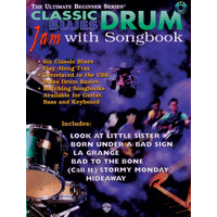 JAM WITH SONGBOOKS: CLASSIC BLUES FOR DRUM