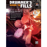 Drummer's Guide to Fills: Master the Art of Drum Fills: CD付