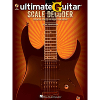 アルティメット・ギター・スケール・デコーダー: Essential Scales and Modes for Guitar/TAB譜: CD付