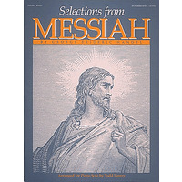 Selections from Messiah/Lowry編曲