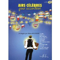 AIRS CELEBRES WITH CD