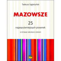 Mazowsze: 25 the Most Popular Songs of Mazowsze Group/Rudzinski編