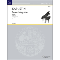 Something Else Op.160