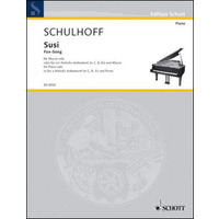スーシ, Fox Song(Piano Solo or for a Melody Instrument(C, B-flat, E-flat) & Piano)