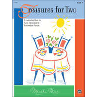 Treasures for Two 第1巻