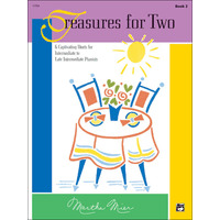 Treasures for Two 第2巻