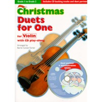 CHRISTMAS DUETS FOR ONE(+CD)