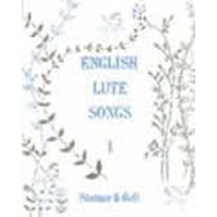 English Lute Songs: Book 1