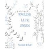 English Lute Songs: Book 2