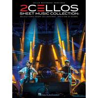 2Cellos(トゥー・チェロズ) - Sheet Music Collection: Selections from Celloverse, In2ition & Score