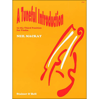 Tuneful Introduction to the Third Position for Violin, A