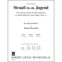 Strauss for Young People 第1巻/Krentzlin編: チェロ