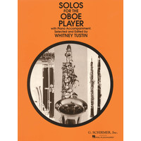 SOLO FOR THE OBOE PLAYER