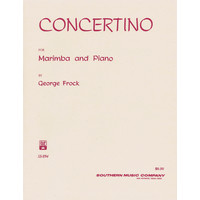 CONCERTINO FOR MAROMBA